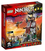 NINJAGO 70594 The Lighthouse Siege