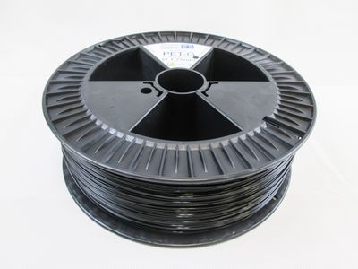 German RepRap PET-G PLASTIC 2.1KG 1.75MM BLACK (100542)
