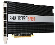 FIREPRO S7150 8GB GDDR5 PCIE 3.0 16X ACTIVE              IN CTLR