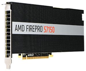 DELL AMD FirePro S7150 GPU