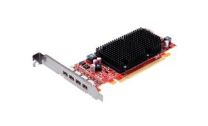 AMD FIREPRO 2460 512MB DDR3 PCIE 2.1 16X 4X M-DP LP PASSIVE IN (100-505969)