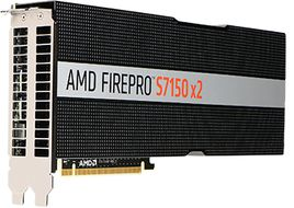 FIREPRO S7150X2 16GB GDDR5 PCIE 3.0 16X PASSIVE             IN CTLR