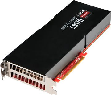 FIREPRO S9170 32GB GDDR5 PCIE 3.0 16X RETAIL              IN CTLR