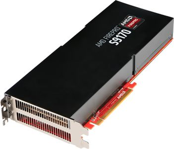 AMD FIREPRO S9170 32GB GDDR5 PCIE 3.0 16X RETAIL              IN CTLR (100-505982)