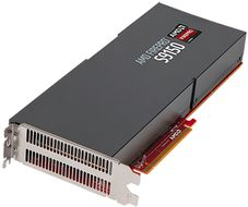 FIREPRO S9150 16GB GDDR5 PCIE 3.0 16X RETAIL              IN CTLR