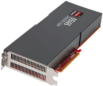 AMD FIREPRO S9150 16GB GDDR5 PCIE 3.0 16X RETAIL              IN CTLR (100-505983)