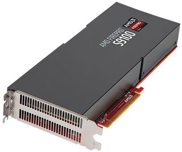 FIREPRO S9100 12GB GDDR5 PCIE 3.0 16X RETAIL IN