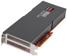 AMD FIREPRO S9100 12GB GDDR5 PCIE 3.0 16X RETAIL              IN CTLR (100-505984)