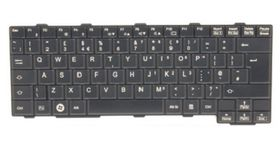 KEYBOARD BLACK US FUJ:CP545800XX                   IN BTOP