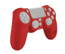 TRUST GXT 744R Rubber Skin - red