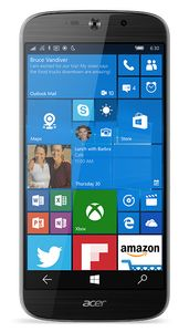 ACER LIQUID JADE PRIMO +DOCK BLACK HEXA-CORE 1.8GHZ 3GB 5.5IN 14CM  IN SMD (HM.ACPRI.001)
