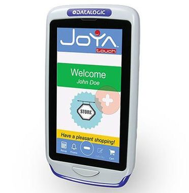 JOYA TOUCH HANDHELD ABGN BT 2D GR SPOT 512MB/1GB WEC7 F TOUCH   IN TERM