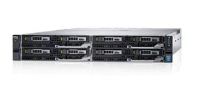 PowerEdge FC630 E5-2630v4 32GB 2x120GB SSD Intel x52010Gb DP PERCH730P iDRAC8 Ent 3YPS4HMC