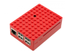 MULTICOMP Pi-Blox Case, Legobox for Raspberry Pi and camera, red