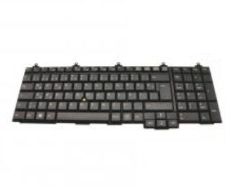 Keyboard Black (DANISH)