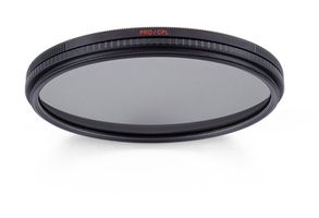 Professional circular Pol Filter 77 mm