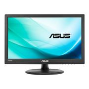 ASUS VT168H 15.6IN WLED-TN 1366X768 200CD/SQM 10MS VGA HDMI TOUCH IN