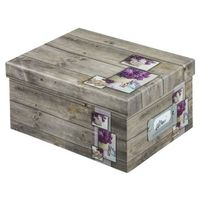 Photobox Rustico lilac 17x22x11 700 Photos 10x15 2172
