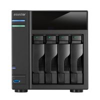 AS-204TE Profi NAS Server - Home