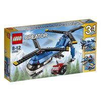 Creator 31049 Twin Spin Helicopter