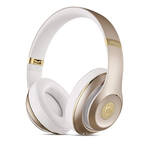 APPLE Beats Studio Wireless Headphones-Gold (MHDM2ZM/B)