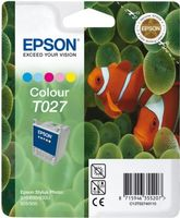 T027 5 COLOUR INK CARTRIDGE W AM T