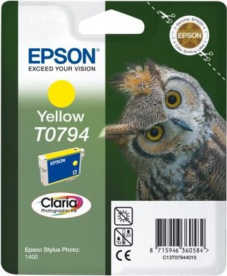T0794 Yellow Ink Cartridge