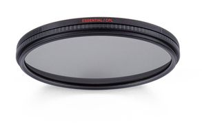Essential circular Pol Filter 62 mm