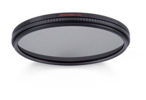 MANFROTTO Advanced circular Pol Filter (MFADVCPL-58)