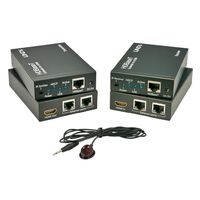 HDMI High Speed Extend C6 100m HDMI, 2x 10/100 Ethernet