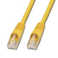 UTP Cat.6 Kabel gelb 7,5m