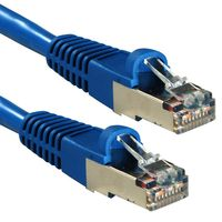 Cat.5e FTP Kabel, blau, 10m Gigabit Ready