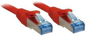 Cat.6A S/FTP PIMF LSOH, rot, 30m Patchkabel