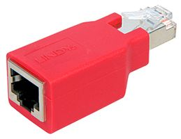 RJ45CrossOver Adapter STP C.5e Cat.5e Cross Over alle Paare