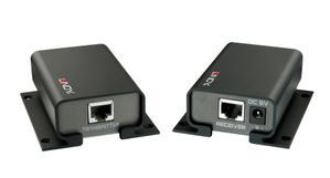 USB 2.0 Cat.5 Extender 100m Premium, 4Port