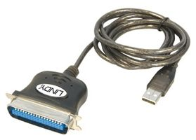 LINDY USB Parallel Konverter Lite (42864)