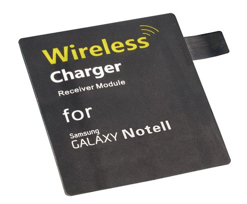 Samsung Note 2-Adapter f. kabellose Qi-Ladestation