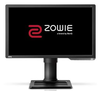 ZOWIE XL2411 24inch FullHD 1080p 16:9 5ms 1920x1080 12000000:1 350cd D-SUB Displayport HDMI Gaming Grey (9H.LELLB.RBE)