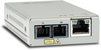 Allied Telesis AT-MMC200/ SC-60 Mini MC  10/100T  to 100BASE-FX MM, SC (ATMMC200/SC60)