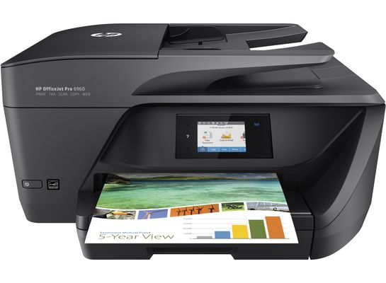 OFFICEJET PRO 6960 AIO PRINTER .                                IN MFP