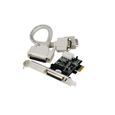 Controller PCIe 2*Seriell low prof. (RS4