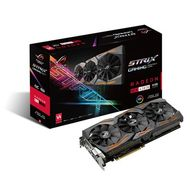 RADEON STRIX GAMING RX480 DIRECTCU III OC 8GB 8GBGDDR5     IN CTLR