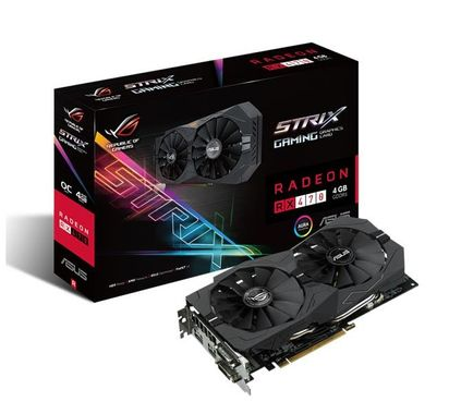 VGA RX 470 4GB Strix OC