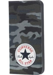CONVERSE Booklet iPhone5/ 5s/ SE Camo Canvas (410870-915)