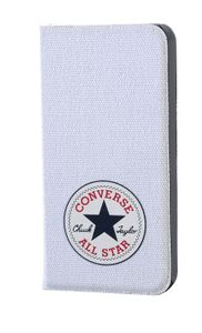CONVERSE Flipdeksel iPhone 5S, Hvit Deksel til iPhone 5S (410870-093)