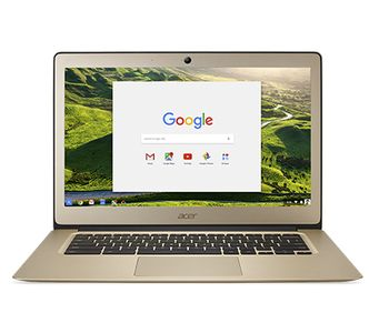 ACER Aspire CB3-431-C7R4 14inch Cel N3160 4GB 32GB Chrome (DS)(RDK) (NX.GJEED.006)