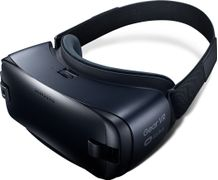 Samsung New Galaxy Gear VR Powered by Oculus, Blue/ Black,  VR-briller for Galaxy S7, S7 edge, Note 5, S6 edge+, S6, S6 edge