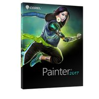 PAINTER 2017 ML DVD BOX EN/DE/FR WIN/MAC IN