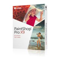 PaintShop Pro X9 ML Mini-Box