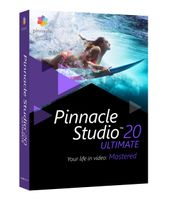 PINNACLE STUDIO 20 ULTIMATE CR 15+1 EN/ DA/ DE/ ES/ FI/ FR/ IT/ NL/ PL IN